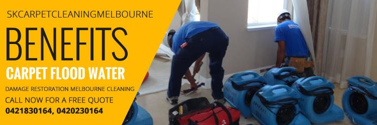 Emergency Water Flood Damage Restoration Melbourne