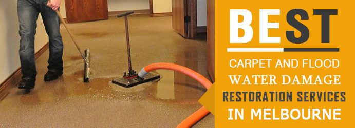 Best Carpet and Flood Water Damage Restoration Services in Melbourne