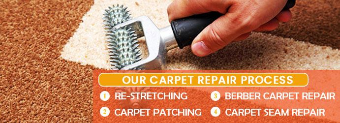 Best Carpet Repair Services Mount Rowan