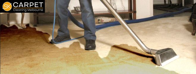 Carpet Water Extraction Bunding