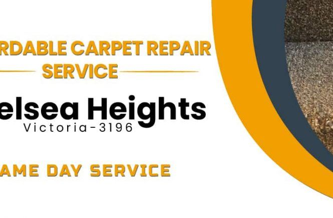 Carpet Repair Chelsea Heights