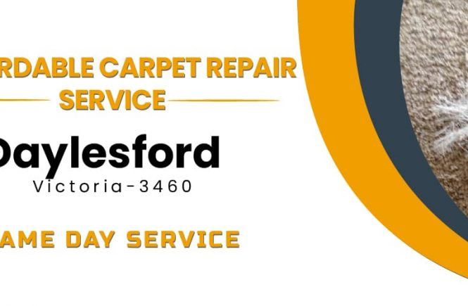 Carpet Repair Daylesford