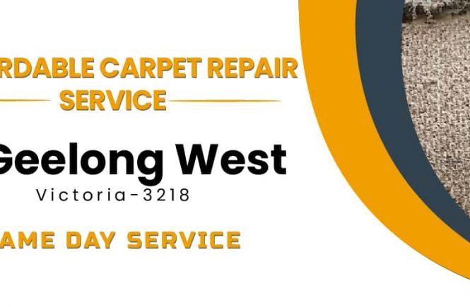 Carpet Repair Geelong West