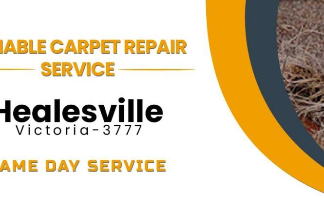 Carpet Repair Healesville