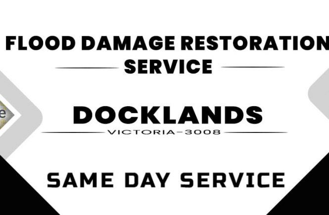 Flood Damage estoration Docklands