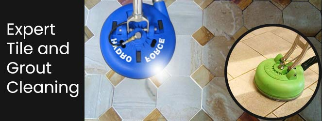 Expert Tile and-Grout Cleaning
